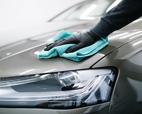 AUTOMOTIVE CLEANERS Product