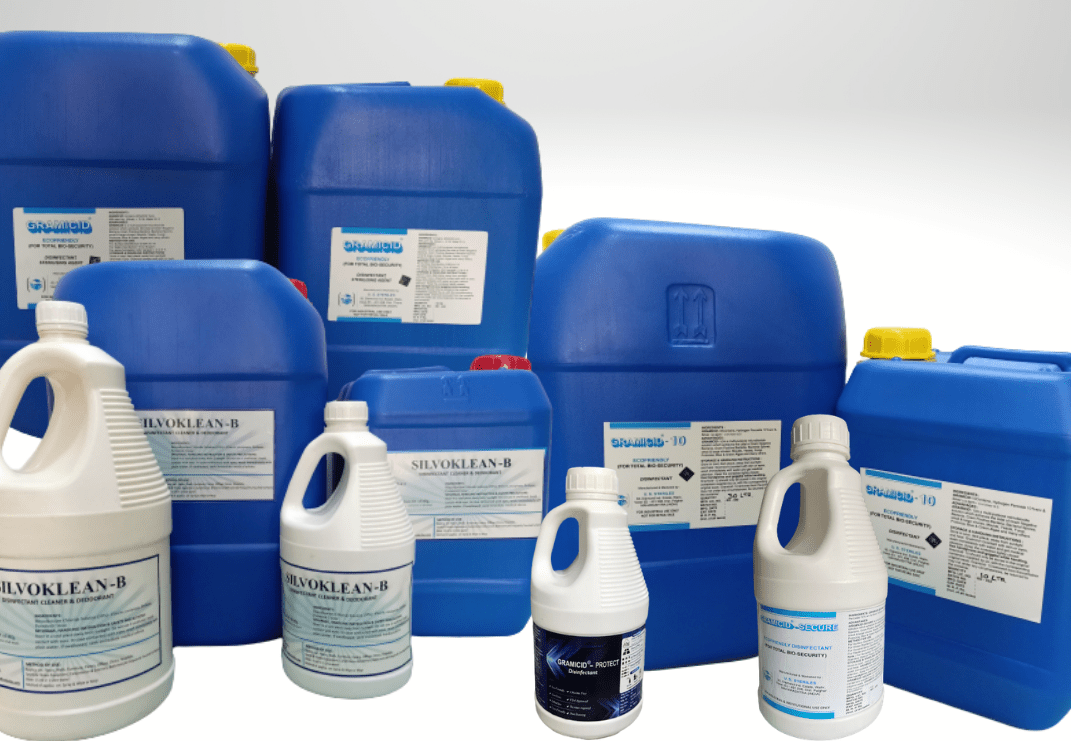 Disinfectants Sterilants