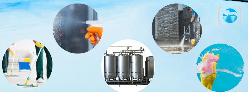 Multipurpose Low Foaming Detergents