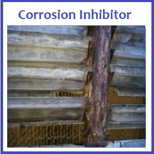 COOLING TOWER CHEMICALS Corrosion Inhibitor